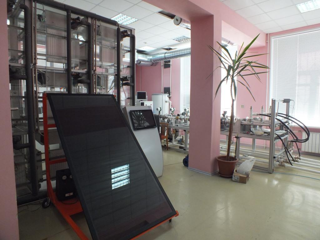 «Центр коллективного пользования в энергетике и энергосбережении»