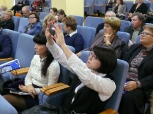 Участники международной научно-практической конференции